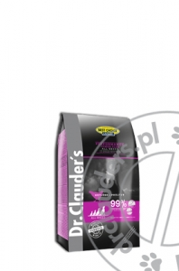 Dr.Clauder's Best Choice PERFORMANCE POWER PLUS - Karma sucha dla aktywnych psów - 350g