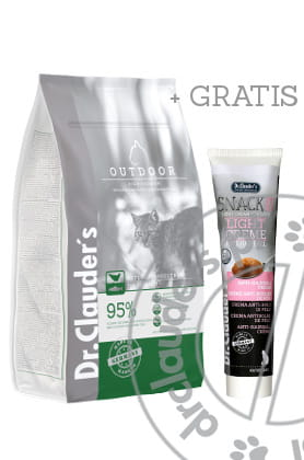 Dr.Clauder's HP Cat OUTDOOR + GRATIS